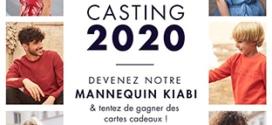 Kiabi Casting 2020 : Votez et participez pour gagner des cadeaux