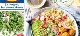 Catalogue Lidl Végétarien