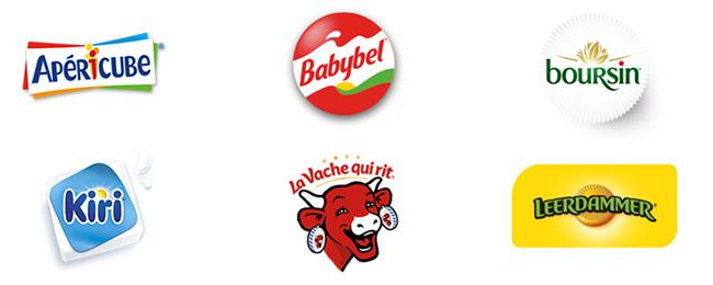 réductions sur des marques de fromages du groupe Bel