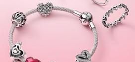 Promo St Valentin Pandora : 2 bijoux achetés = le 3ème offert