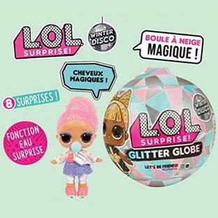 Promo Intermarché : LOL Surprise Glitter à 5,97€ (-70% fidélité)