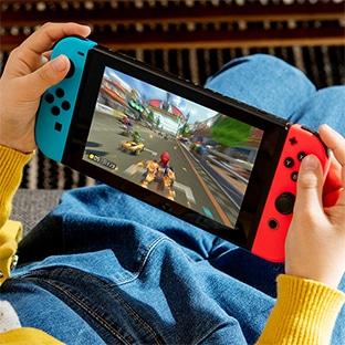 Promo Nintendo Switch Netto