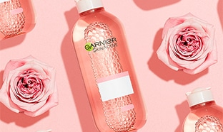 Test Sampleo : Solution Micellaire à l'eau de rose Garnier gratuite