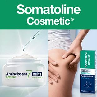 Test Somatoline Cosmetic : Amincissant et Anticellulite gratuits