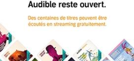 Bon plan Audible : Livres audio gratuits