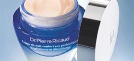 Echantillons gratuit crème nuit aux probiotiques Dr Pierre Ricaud
