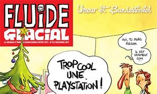 Bpn plan Izneo : magazine Fluide Glacial gratuit