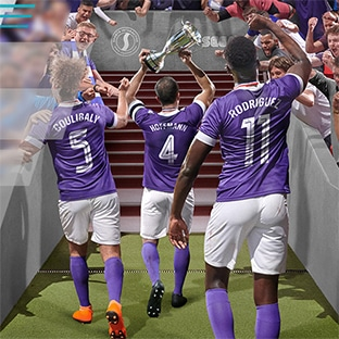 Jeu Football Management 2020 gratuit sur Steam