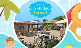 Jeu Lidl Voyages Camping Paradis : Séjour et enceintes à gagner