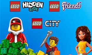 Jeu Maxitoy : boites de Lego à gagner
