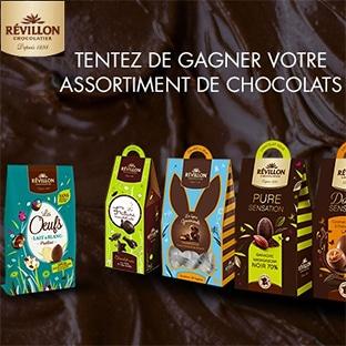 Jeu Télé 7 Jours : Chocolats Révillon à gagner