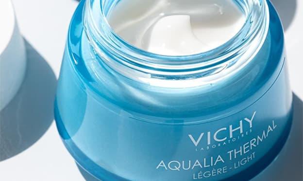 Jeu Vichy : échantillons Crèmes hydratantes Riches Aqualia Thermal à gagner