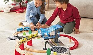 Lidl jouets en bois Playtive pour Noël 2020