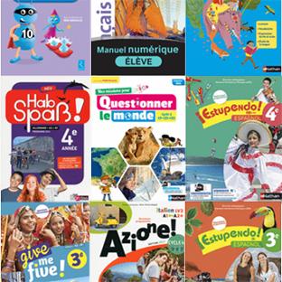 manuels scolaires gratuits