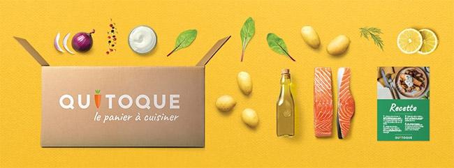 Tentez de remporter un panier à cuisiner Quitoque avec Marionnaud