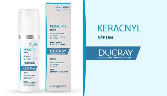 testez le sérum Keracnyl de Ducray