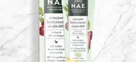 Test Aufeminin : 100 crèmes hydratantes Bio N.A.E gratuites