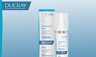 Test Ducray : 1'000 sérums Keracnyl gratuits avec Sampleo