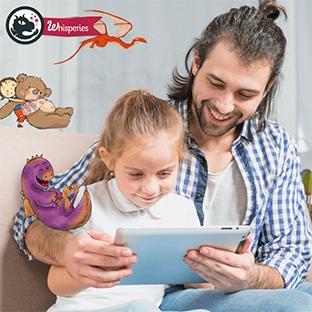 Bon plan livres numériques Whisperies gratuits