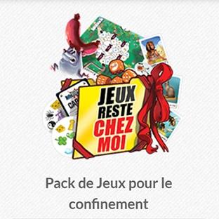 Pack de jeux de société Asmodee gratuit
