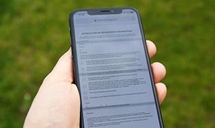 Coronavirus : Téléchargez l'attestation de sortie sur smartphone