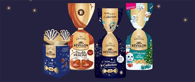 Tentez de remporter un assortiment de chocolats Révillon avec Elle à Table