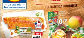 Catalogue Lidl « Fan de Barbecue » du 29 avril au 5 mai 2020