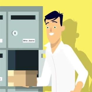 Envoyez un colis depuis votre boîte aux lettres avec La Poste