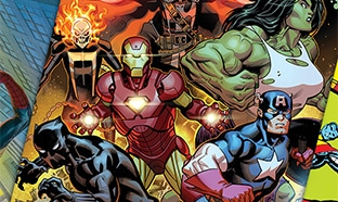 Marvel Unlimited : Comics gratuits