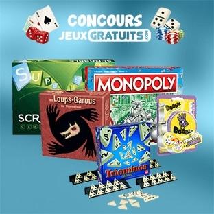 Jeu Figaro : 40 jeux de société à remporter