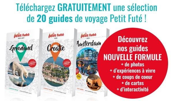 Guides touristiques Petit Futé à télécharger gratuitement
