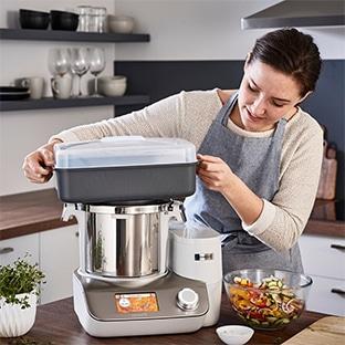 Des robots cuiseurs CookEasy Kenwood à gagner