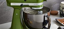 Jeu Elle à Table : 3 robots pâtissiers Artisan KitchenAid à gagner