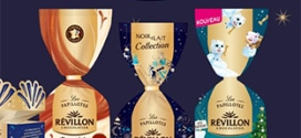 Jeu Elle à Table : 100 lots de chocolats Révillon à gagner