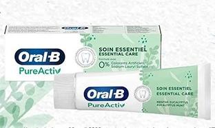 Jeu Envie de Plus : dentifrices Oral-B à gagner