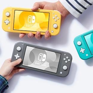 Nintendo Switch Lite à gagner