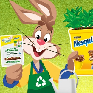 Jeu Nestlé : 5'000 cartes à planter à gagner