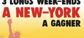 Jeu Nutella : 39 week-ends à New-York à gagner
