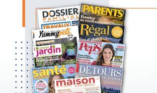 Jeu Parents : Magazines à gagner