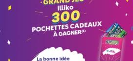 300 pochettes cadeaux contenant 20€ de tickets FDJ à gagner
