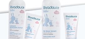 Jeu Rivadouce Bébé : 1 an de produits et 15 kits week-end