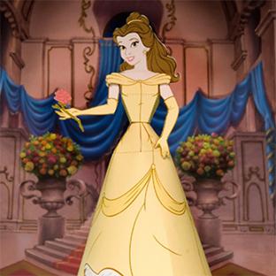 Papercraft gratuit : Réalisez des personnages Disney en 3D