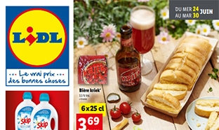 Catalogue Lidl Fan de barbecue du 24 au 30 juin 2020