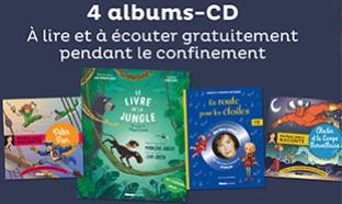 Albums CD de Marlène Jobert offerts