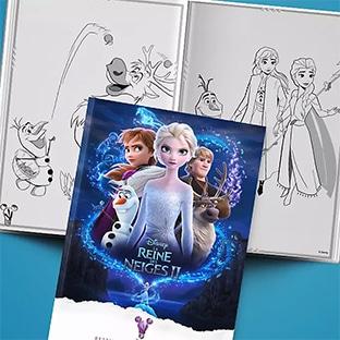 14 cahiers d'activités Disney gratuits à imprimer