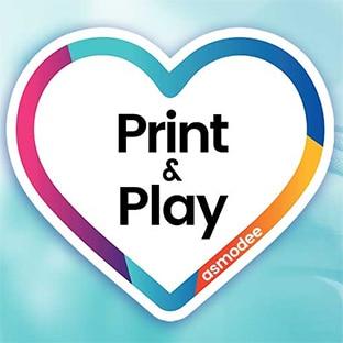 Print & Play : Jeux Asmodee à imprimer gratuit