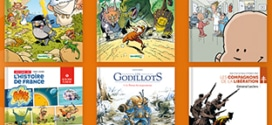 Apprendre en s'amusant : BD gratuites (dématérialisées)