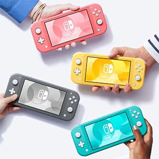 Bon plan French Days : Nintendo Switch Lite en promo à 179,99€