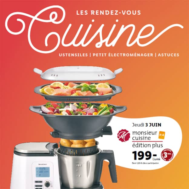 Catalogue cuisine Lidl 2021