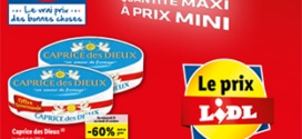 Catalogue Lidl « XXL » du 21 au 27 octobre 2020